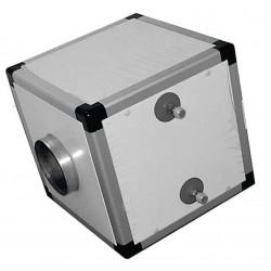 Batterie de post chauffage eau chaude DN150, 4Kw